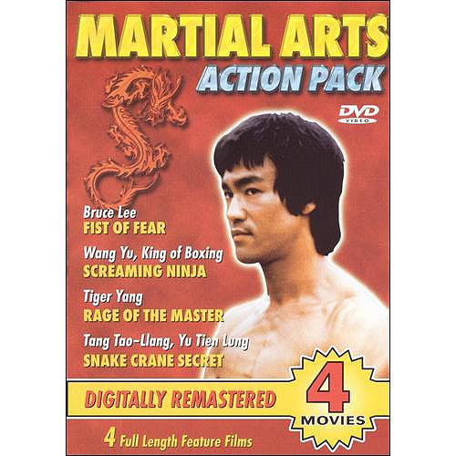 Martial Arts Action Pack (Full Frame)