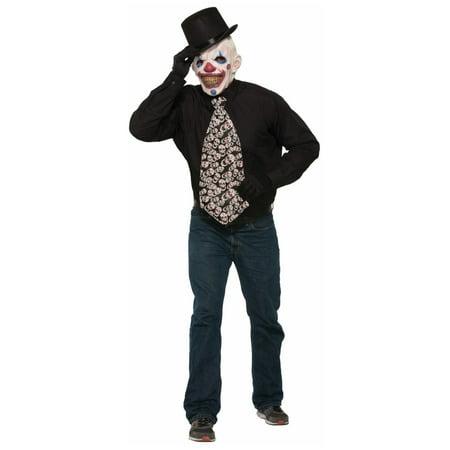Jumbo Evil Evil Clown Long (Clown Long Tie)