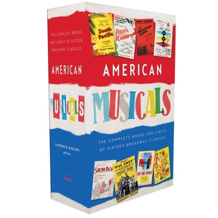 American Musicals: The Complete Books and Lyrics of Sixteen Broadway Classics : A Library of America Boxed Set](In Our Town Of Halloween Lyrics)