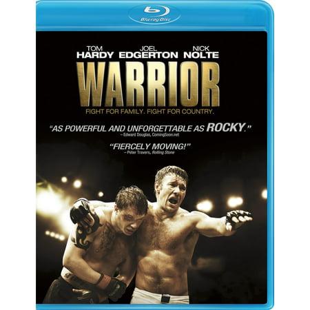 Warrior (Blu-ray + Digital Copy)