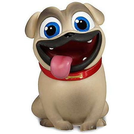 Dog Pvc Figure (Disney Junior Puppy Dog Pals Rolly PVC Figure )