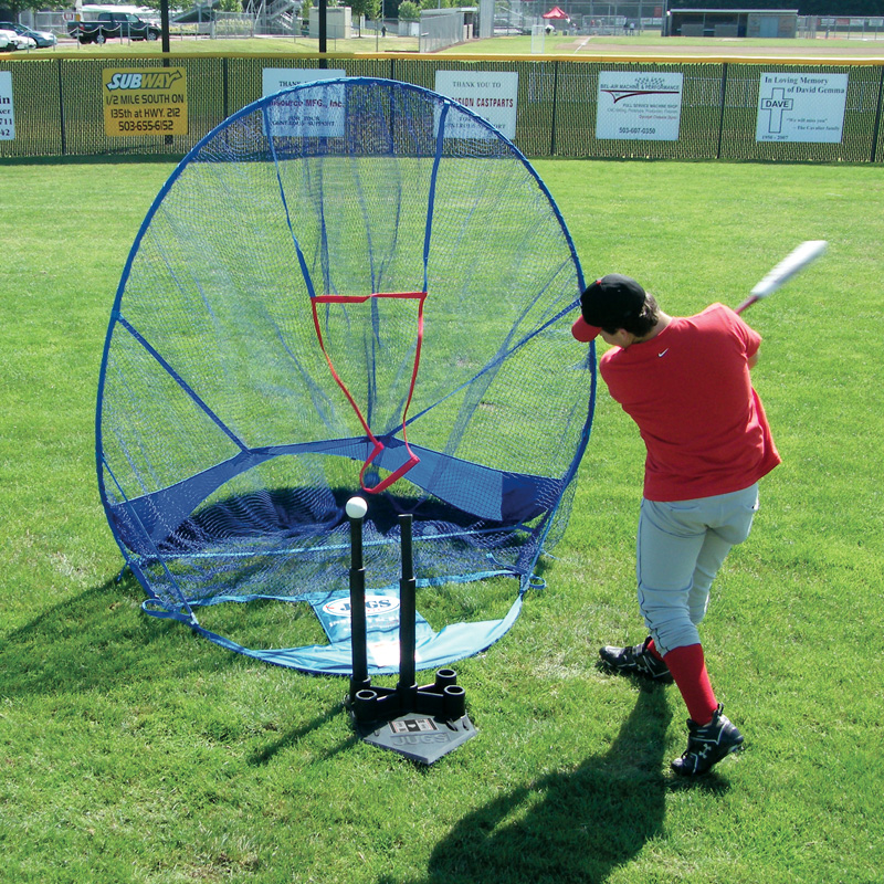 JUGS 5-Point Hitting Tee Package for Baseball Training Practice A0110