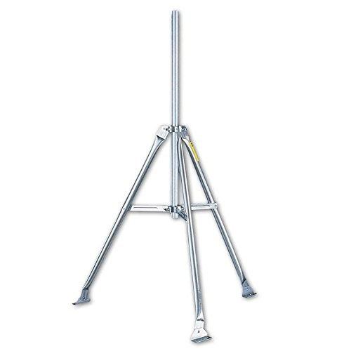 Davis Instruments 7716 Mounting Tripod for Weather Stations, 5.8 ft tall by