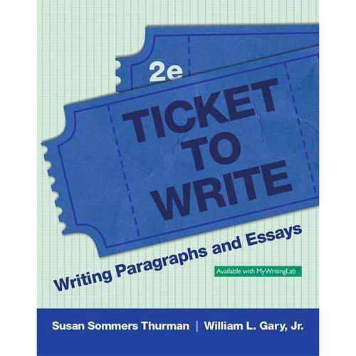 writing to communicate 2 paragraphs and essays Writing to communicate 2: paragraphs and essays (3rd edition) by boardman, cynthia a frydenberg, jia and a great selection of similar used, new and collectible.