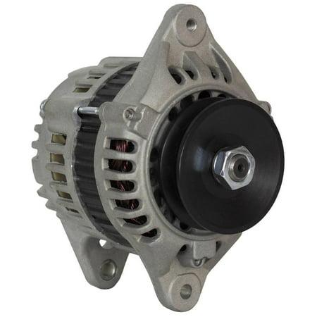 ALTERNATOR FITS YANMAR GENERATOR SET 4TNE84T DIESEL ENGINE - Alternator Generator Pulley