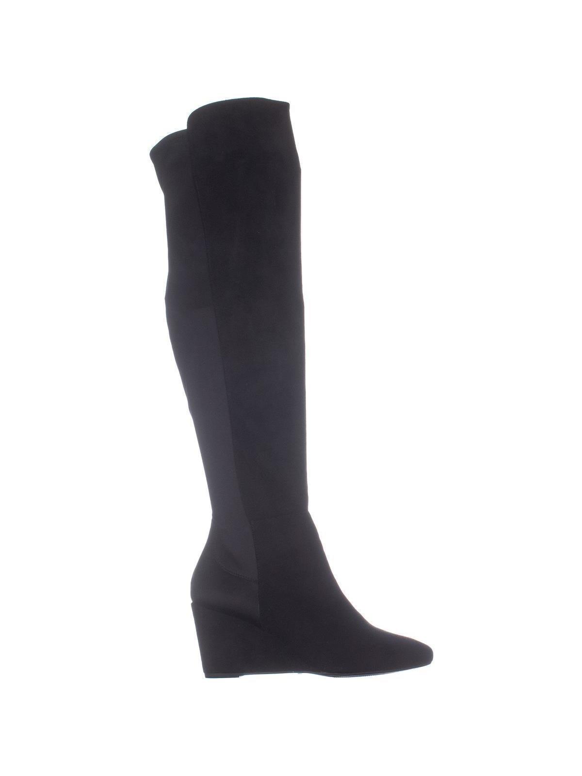 ZIGI Heide Wedge Over The Knee Boots