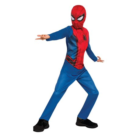 Rubies Costume Co. Boys Spiderman Roleplay Set](Genuine Spiderman Costume)