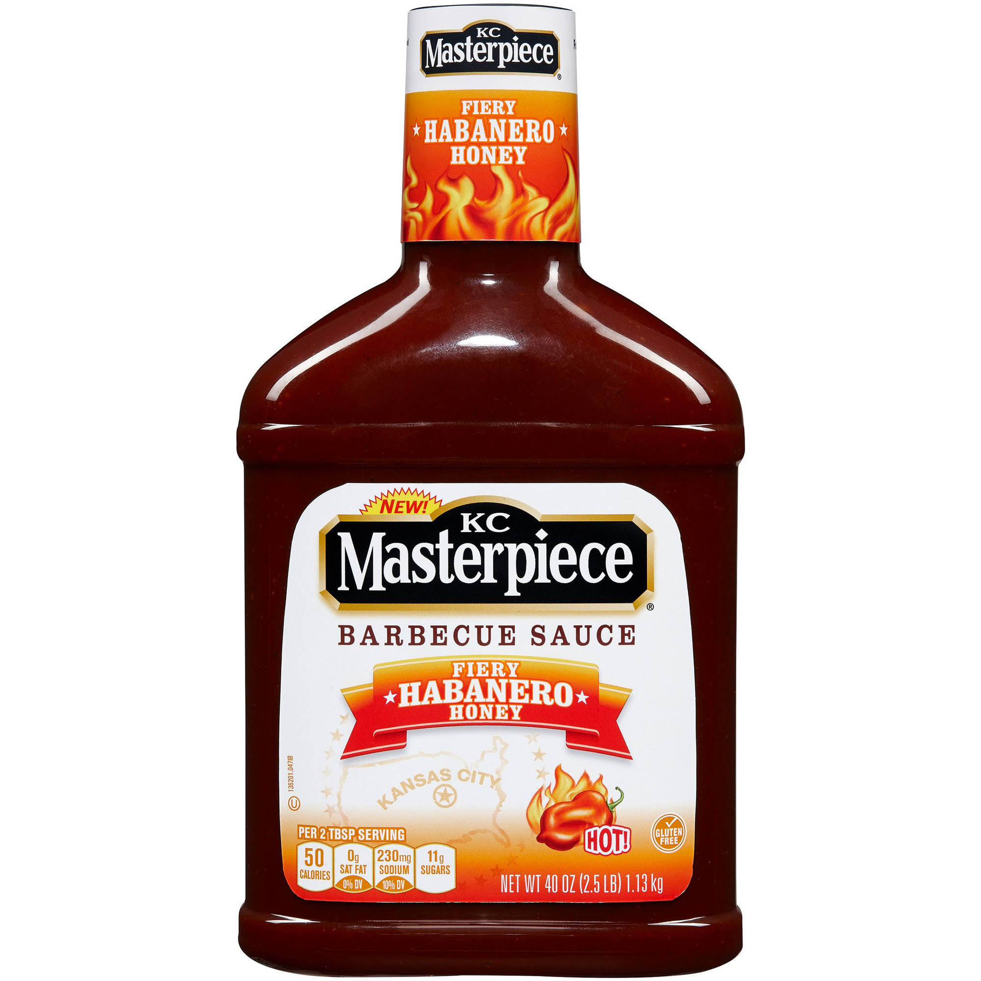 KC Masterpiece Original Barbecue Sauce, 40 Ounces ...