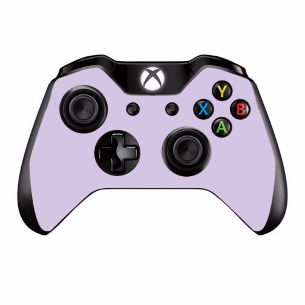 Skins Decals For Xbox One / One S W/Grip-Guard / Solid Lilac, Light Purple