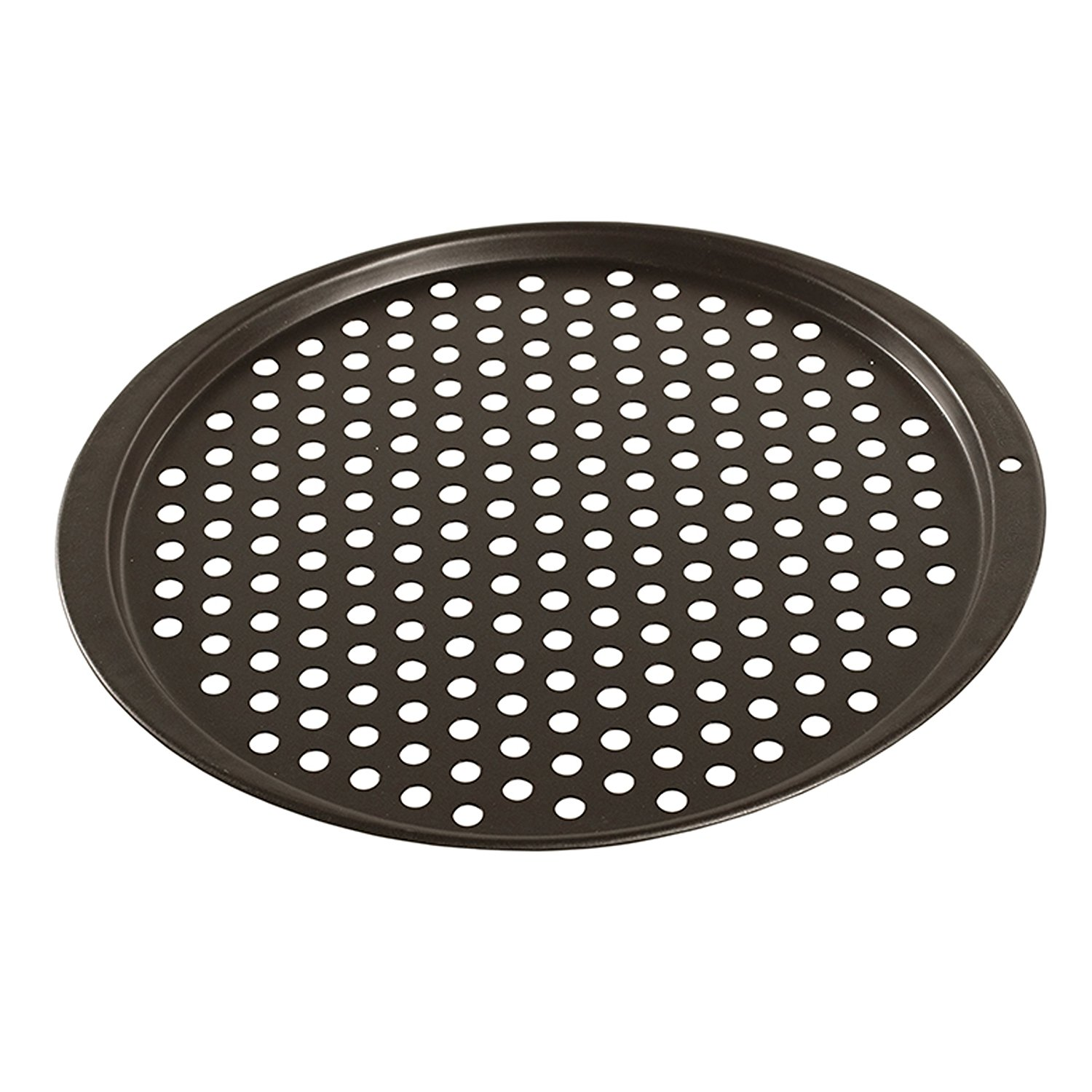 365 Indoor Outdoor Large Pizza Pan, 12-Inch, Fast shipping,Brand Nordic Ware by
