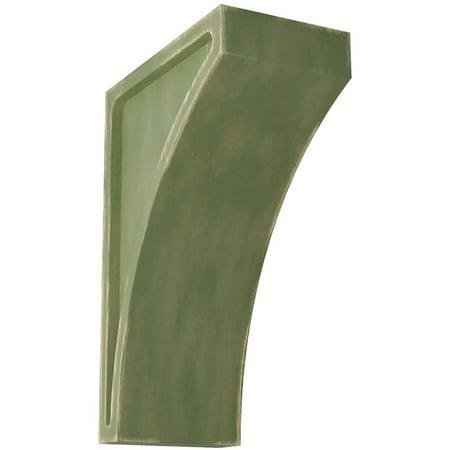 3 W x 5 1 2 D x 8 H Medium Lawson Wood Vintage Decor Corbel Restorati