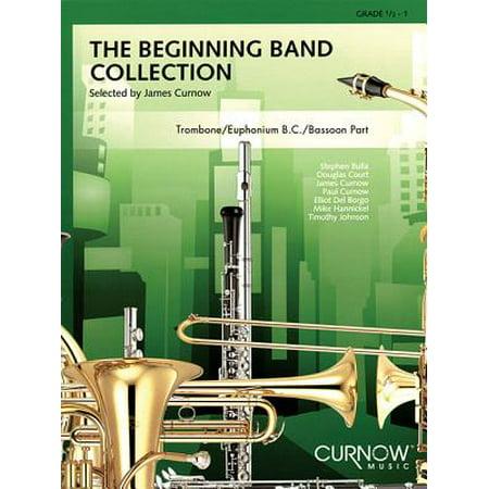 The Beginning Band Collection: Trombone/Euphonium