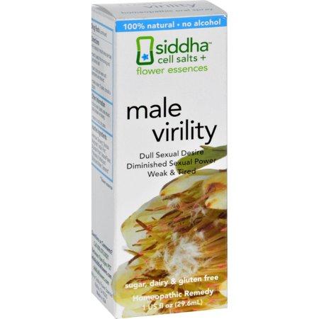 Siddha Flower Essences Male Virility - 1 Fl Oz - image 1 of 1