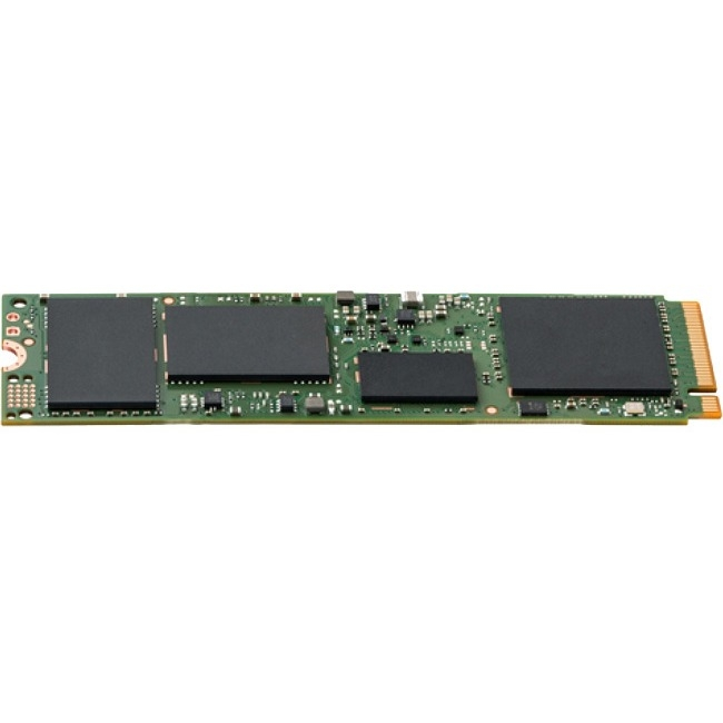 Intel 600p 512 GB Internal Solid State Drive - PCI Expres...