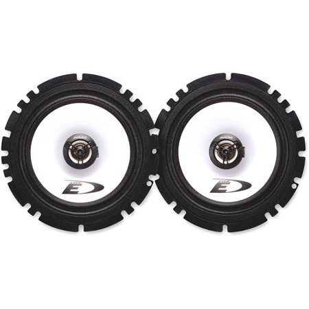 "Alpine 6.5"" Coaxial 2-Way 220W Speakers"