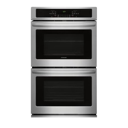 Frigidaire FFET3026TS 30 Inch Electric Double Wall Oven Stainless Steel