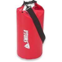 SWAGA 10L Dry Sack Waterproof Sports Bag - Red