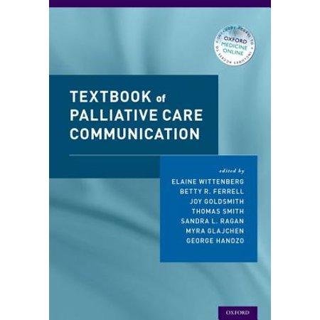 Textbook of Palliative Care - Wittenberg University