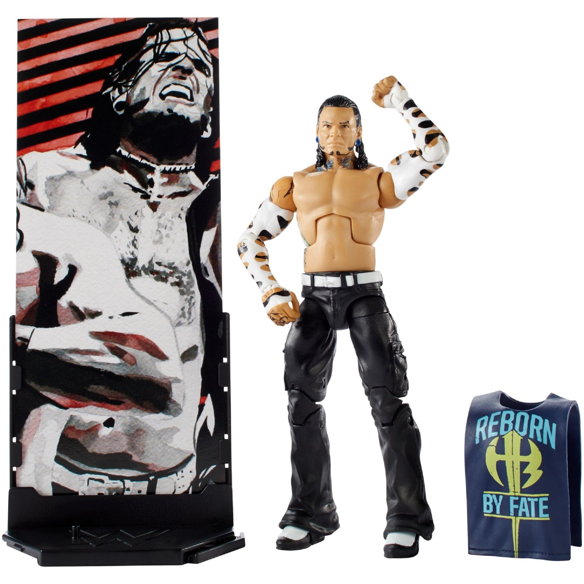 WWE Elite Collection Series # 57, Jeff Hardy Figure