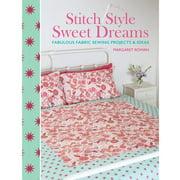 F&W Media David & Charles Books-Stitch Style Sweet Dreams