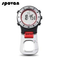SPOVAN Smart Watch Altimeter Barometer Compass LED Watch Sports Watches Fishing Hiking Climbing Pocket Watch