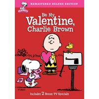 Peanuts: Be My Valentine, Charlie Brown (DVD)