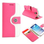 Fashion Wallet PU Leather Case Card Holder Magnetic Flip Cover for Samsung Galaxy S4 S IV i9500
