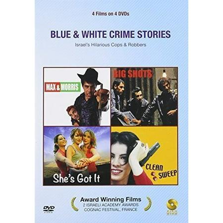 Blue & White Crime Stories (Le Crime D'halloween Film)