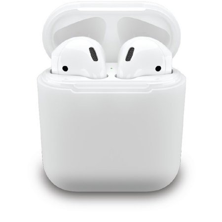 Tiehnom AirPods Silicone Case Cover Protective Skin for Apple Airpods Charrging Case