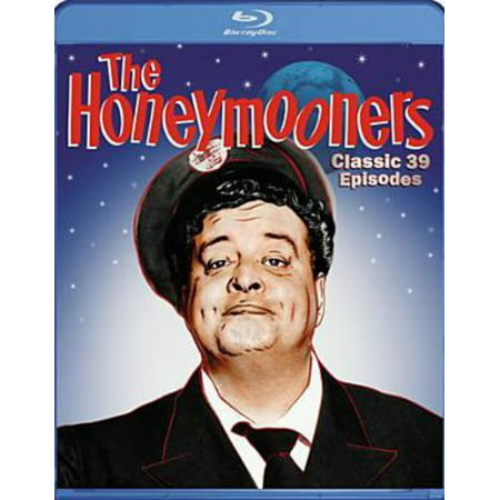 The Honeymooners: Classic 39 Episodes (Blu-ray)](Out Of The Box Halloween Episode)