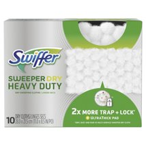 Dusting Tools & Cloths: Swiffer Sweeper Dry Heavy Duty