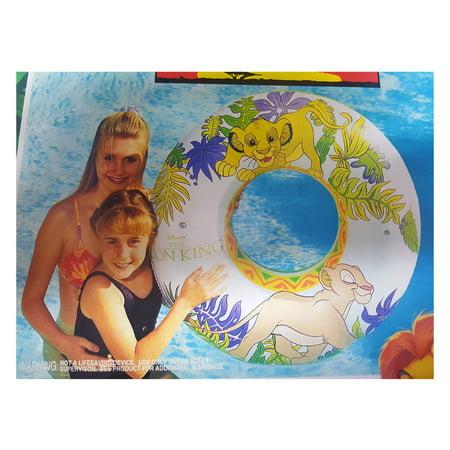 """Intex The Wet Set 36"""" Lion King Jungle Swim Tube"""
