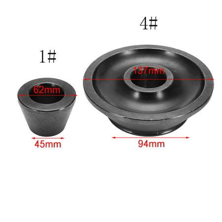Aimeeli 1#/4# 36mm Wheel Balancer Standard Taper Cone Inner Dia Shaft Accuturn Coat Automotive Electrical