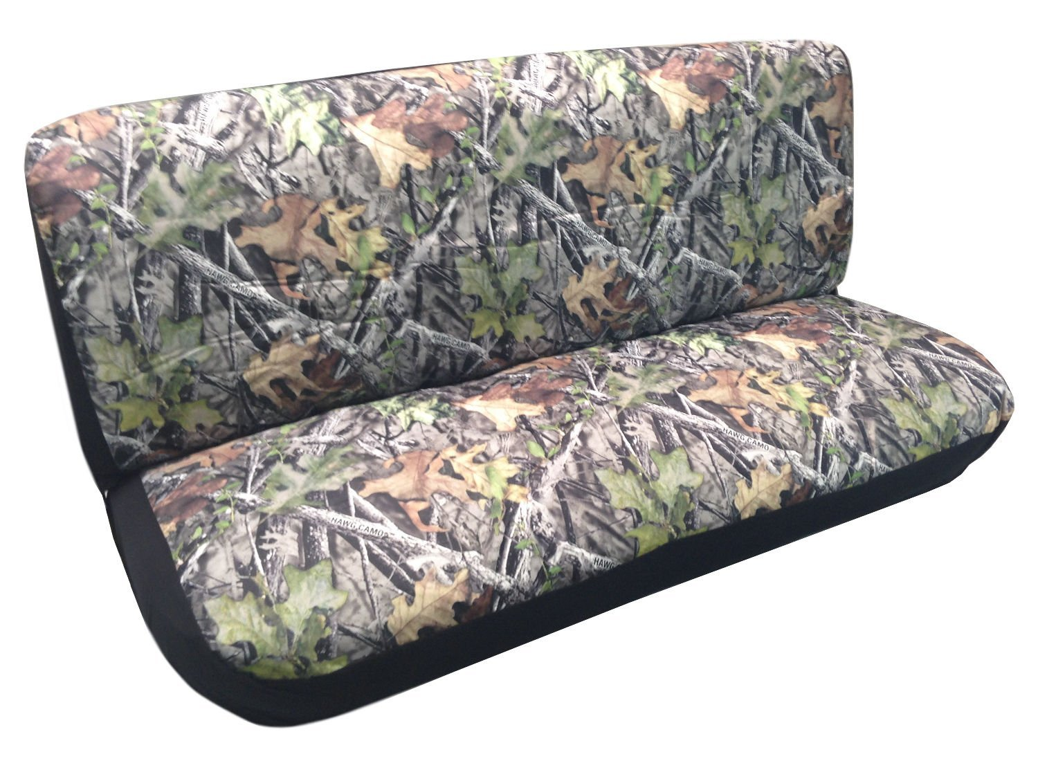 Gray Forest Camo Bench Seat Cover Camouflage Toyota Camry