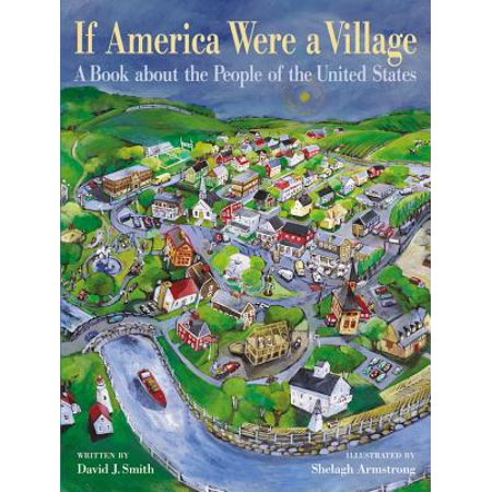 If America Were a Village : A Book about the People of the United (The Best Of Village People)