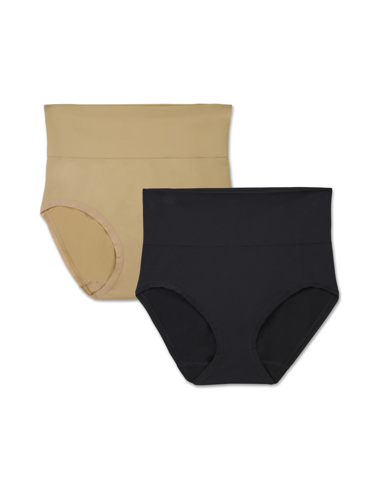 Women's 2 Pack Seamless Smoothing Brief Panty, Style 13274