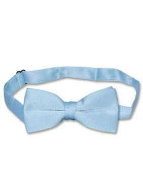 Covona BOY S BOW TIE Solid BABY BLUE Color BowTie 83f81621e58