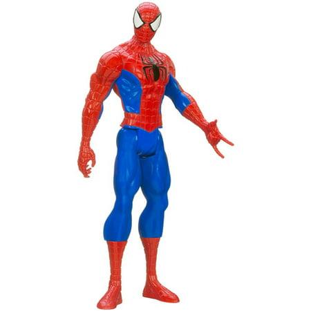 """Marvel Spider-Man Titan Hero Series Spider-Man 12"""" Action ..."""