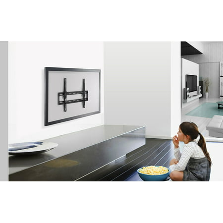 TV Wall Mount Angle free Tilt Mount w/Safety Lock for TV 26 to 50inch - image 5 of 6