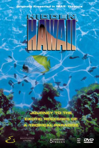 IMAX   Hidden Hawaii by IMAGE ENTERTAINMENT INC