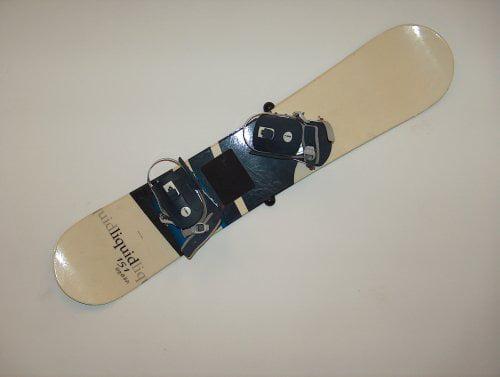 Black HangTime Snowboard Wall Mount