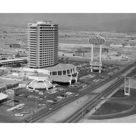 Dunes Hotel And Casino Las Vegas Nevada Usa Poster Print