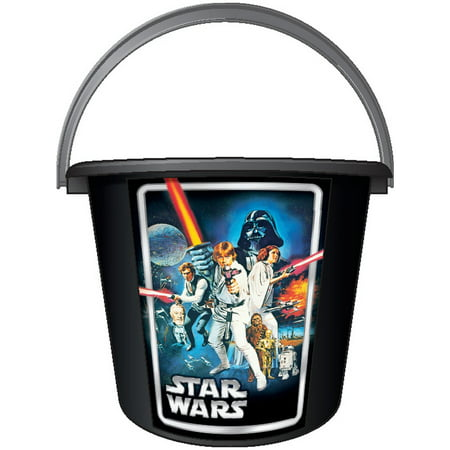 Star Wars Star Wars Sand Pail Halloween Costume Accessory (Halloween Pails Wholesale)