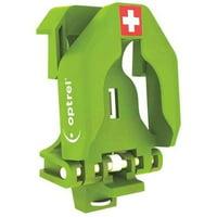 OPTREL 5002.900 Belt Clip,For Optrel Welding Helmet G3377641