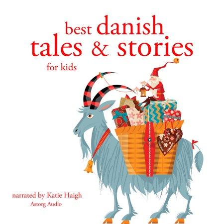 Best danish tales and stories - Audiobook (Best Regards In Danish)