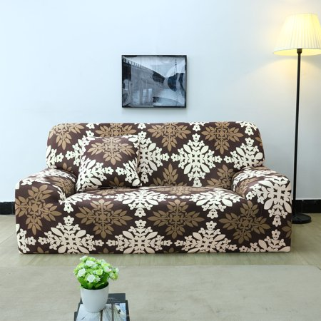 Home Loveseat Sofa Cover Strech Couch Protector Slipcover#12 (57 x 72 Inch)