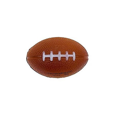 Fun Express 12 Foam Relaxable Stress Reliever Footballs Party Favors Set (Foam Party Fun)