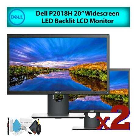 Dell P2018H 20