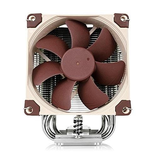 Noctua CPU Cooler S2011/1156/1155/1150/AM2+/AM3+/FM1/FM2+ 125mm PWM Fan Retail NH-U9S