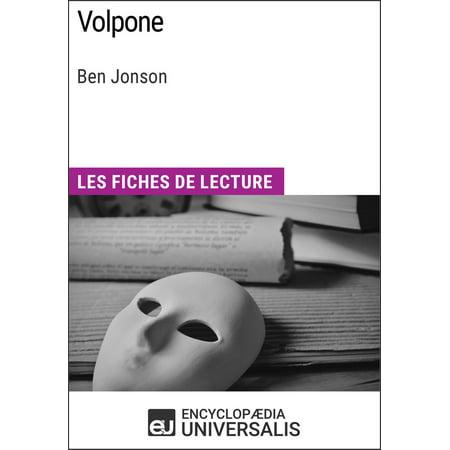 Volpone de Ben Jonson - eBook